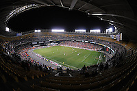 RFK Stadium during the game.  The USMNT tied Costa Rica 2-2 on the final game of the 2010 FIFA World Cup Qualifying round at RFK Stadium, Wednesday October 14, 2009.
