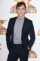 """LONDON, UK. October 09, 2019: Kevin McHale at the photocall for """"The X Factor: Celebrity"""", London.<br /> Picture: Steve Vas/Featureflash"""
