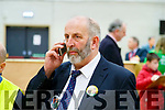 Danny Healy-Rae TD, Independent at the General Election count in Killarney on Sunday.