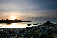 Castle Point from Rockcliffe, Dumfries and Galloway
