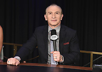 LAS VEGAS - NOVEMBER 20:  Ray Mancini at the press conference for the November 23 fight on the Fox Sports PBC Pay-Per-View fight night on September 20, 2019 in. Las Vegas, Nevada. (Photo by Scott Kirkland/Fox Sports/PictureGroup)