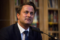 27.10.2015 - LSE Presents: Xavier Bettel, Prime Minister of Luxembourg - #LSEEurope