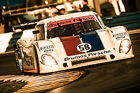 22-25 January, 2009, Daytona Beach, Florida USA.#58 Brumos Porsche/Riley of Darren Law, David Donohue, Antonio Garcia & Buddy Rice.©F.Peirce Williams 2009.F.Peirce Williams.photography