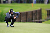 Branden GRACE (RSA) during round 2 of the 2015 BMW PGA Championship over the West Course at Wentworth, Virgina Water, London. 22/05/2015<br /> Picture Fran Caffrey, www.golffile.ie: