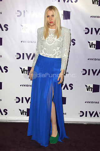 LOS ANGELES, CA - DECEMBER 16: Natasha Bedingfield at VH1 Divas 2012 at The Shrine Auditorium on December 16, 2012 in Los Angeles, California. Credit: mpi21/MediaPunch Inc.