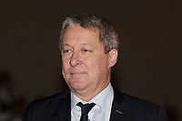 Alain Brunet, President and CEO, Societe des Alcool du Quebec speak before the Montreal Metropolitan Board of Trade, Wenesday, December 9, 2015.<br /> <br /> <br /> PHOTO : Pierre Roussel - Agence Quebec Presse