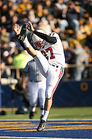 2 December 2006: Jay Ottovegio during Stanford's 26-17 loss to Cal in the 109th Big Game at Memorial Stadium in Berkeley, CA.