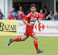 KV Kortrijk : Noaàm Merabti<br /> foto VDB / BART VANDENBROUCKE