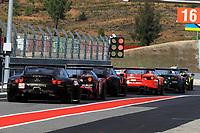 #86 GULF RACING (GBR) PORSCHE 911 RSR LMGTE MICHAEL WAINWRIGHT (GBR) BENJAMIN BARKER (GBR) ANDREW WATSON (GBR)