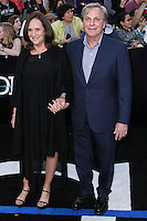 """WESTWOOD, LOS ANGELES, CA, USA - MARCH 18: Lucy Fisher, Douglas Wick at the World Premiere Of Summit Entertainment's """"Divergent"""" held at the Regency Bruin Theatre on March 18, 2014 in Westwood, Los Angeles, California, United States. (Photo by Xavier Collin/Celebrity Monitor)"""