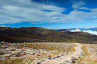 The Cairngorm National Park from Cairn Gorm, Cairngorm National Park, Badenoch & Speyside