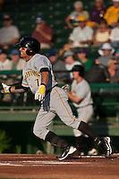Shortstop Benji Gonzalez #7 of the Bradenton Marauders at bat during a game against the Daytona Cubs at Jackie Robinson Ballpark on May 26, 2011 in Daytona Beach, Florida. (Scott Jontes / Four Seam Images)