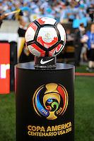 Philadelphia, PA. -June 9, 2016: during Copa America Centenario Group C match between Uruguay (URU) and Venezuela (VEN) at Lincoln Financial Field.