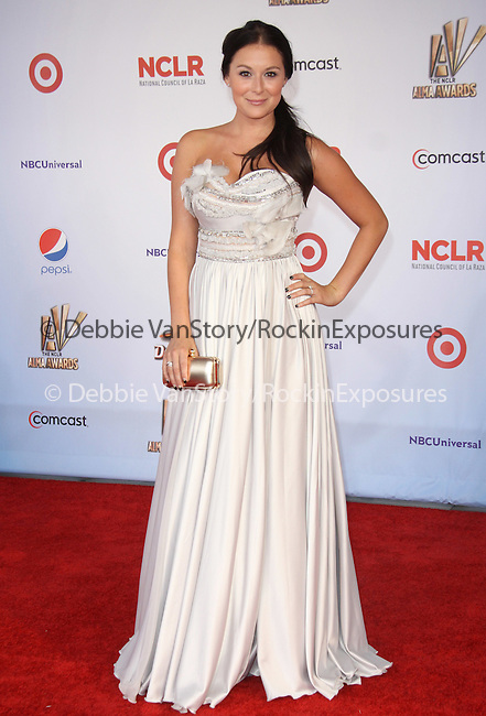Alexa Vega  at The 2011 NCLR ALMA Awards® held at the Santa Monica Civic Auditorium in Santa Monica, California on September 10,2011                                                                               © 2011 Hollywood Press Agency