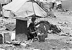 INSEDIAMENTO PALESTINESE NELLA VALLE DELLA BEKAA  1965