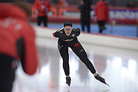SPEEDSKATING: INZELL: Max Aicher Arena, 09-02-2019, ISU World Single Distances Speed Skating Championships, 5000m Ladies, Ivanie Blondin (CAN), ©photo Martin de Jong