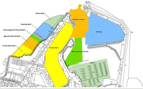 Howth harbour dredging plans