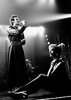 September 28, 1987  File Photo- '' Vis ta vignaigrette'' musical created by Marc Drouin and based on his eponymous album.<br /> <br /> The musical garnered 3 awards at the 1987 Felix gala held October 25, 1987