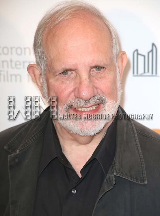 Brian de Palma attends TIFF's 3rd Annual Gala Event 'In Conversation With Al Pacino' at the Tiff Lightbox on September 3, 2014 in Toronto, Ontario, Canada