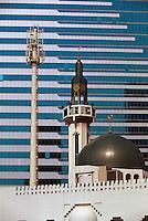 Vereinigte arabische Emirate (VAE, UAE), Abu Dhabi, Moschee
