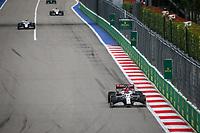 26th September 2021; Sochi, Russia; F1 Grand Prix of Russia, Race Day:  07 RAIKKONEN Kimi fin, Alfa Romeo Racing ORLEN C41