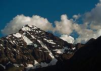 Chugach Mountain, Alaska.
