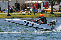20-R (runabout)....Stock  Outboard Winter Nationals, Ocoee, Florida, USA.13/14 March, 2010 © F.Peirce Williams 2010