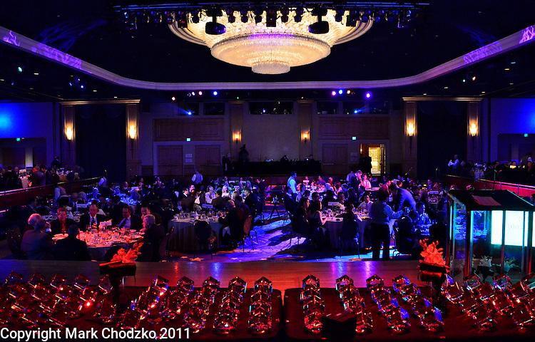 Nobel Biocare annual awards banquet.