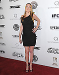 Clare Grant at The IFC Midnight L.A. Premiere of SUPER held at The Egyptian Theatre in Hollywood, California on March 21,2011                                                                               © 2010 Hollywood Press Agency