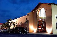 Fachada do pólo jolheiro que funciona no desativado presídio São José, hoje conhecido como São José Liberto.<br />01/11/2005<br />Belém, Pará, Brasil<br />Foto Lucivaldo Sena/Interfoto