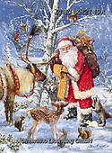Marcello, CHRISTMAS SANTA, SNOWMAN, WEIHNACHTSMÄNNER, SCHNEEMÄNNER, PAPÁ NOEL, MUÑECOS DE NIEVE,reindeer,wishing list, paintings+++++,ITMCXM2149A,#x#