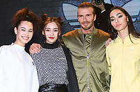 David Beckham attends Adidas Orignials event China - 04.12.2017
