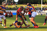 Tasman Mako vs Bay of Plenty Mitre 10 Cup Semi Final at Trafalgar Park, Nelson 11th November 2020 . Photo Gavin Hadfield/ shuttersport.co.nz