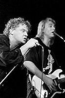 June 1st 1987 File Photo - Montreal, Quebec, CANADA - ROCK AND HIDE in concert