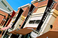 The retail shopping center, Ballantyne Village, is located in Ballantyne, a suburban community of Charlotte NC, near the South Carolina border. The 2,000-acre mixed-use development was created by land developer Howard C. Smokey Bissell.