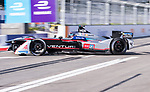 Edoardo Mortara of Switzerland from Venturi Formula E Team competes in the Formula E Non-Qualifying Practice 2 during the FIA Formula E Hong Kong E-Prix Round 1  at the Central Harbourfront Circuit on 02 December 2017 in Hong Kong, Hong Kong. Photo by Marcio Rodrigo Machado / Power Sport Images