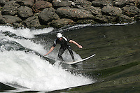 Riversurfing by Fredrik Naumann *