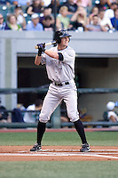 July 15, 2009: Louisville Bats' Drew Stubbs at-bat during the 2009 Triple-A All-Star Game at PGE Park in Portland, Oregon.