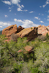 Red Rocks State Park, Colorado John leads private photo tours throughout Colorado, year-round.