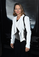 Jodie Foster @ the Los Angeles special screening of 'Sully' held @ the DGA theatre. September 8, 2016