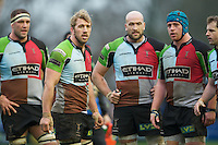 Chris Robshaw of Harlequins during the Heineken Cup match between Harlequins and Connacht Rugby at The Twickenham Stoop on Saturday 12th January 2013 (Photo by Rob Munro).