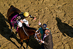 May 15, 2021: Special Reserve, #8, ridden by jockey Irad Ortiz Jr., wins the Maryland Sprint Match Series Stakes on Preakness Stakes Day at Pimlico Race Course in Baltimore, Maryland. John Voorhees/Eclipse Sportswire/CSM
