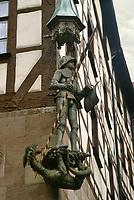 - Germania, Norimberga, la città vecchia<br /> <br /> - Germany, Nuremberg, the old town