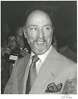 Pierre Trudeau avec la barbe  , 7 septembre 1979<br /> <br /> PHOTO : agence quebec presse