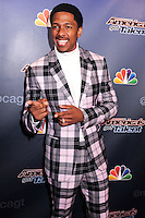 NEW YORK CITY, NY, USA - JULY 30: Nick Cannon arrives at the 'America's Got Talent' Season 9 Post Show Red Carpet Event held at Radio City Music Hall on July 30, 2014 in New York City, New York, United States. (Photo by Celebrity Monitor)