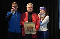 SCHAATSEN: LEEUWARDEN: 11-03-2020, Elfstedenhal, De Zilveren Bal, ©Martin de Jong