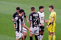 São Paulo (SP), 11/05/2021 - CORINTHIANS-INTER DE LIMEIRA - Fagner, do Corinthians. Corinthians e Inter de Limeira se enfrentam em jogo unico pelas quartas de final do Campeonato Paulista 2021, na Neo Quimica Arena, tarde desta terça-feira (11).