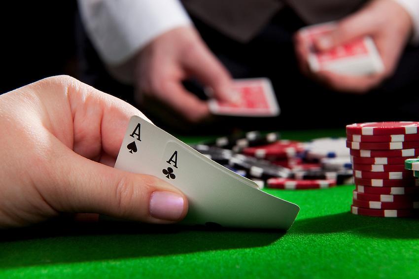 poker, game, good