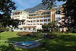 Oesterreich, Salzburger Land, Pongau, Gasteinertal, Kurort Bad Hofgastein: Das 5-Sterne Grand Park Hotel | Austria, Salzburger Land, Gasteiner Valley, health resort Bad Hofgastein: 5-Stars Grand Park Hotel