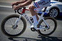 Mathieu Van der Poel (NED/Alpecin-Fenix)<br /> <br /> 76th Dwars door Vlaanderen 2021 (MEN1.UWT)<br /> 1 day race from Roeselare to Waregem (184km)<br /> <br /> ©kramon
